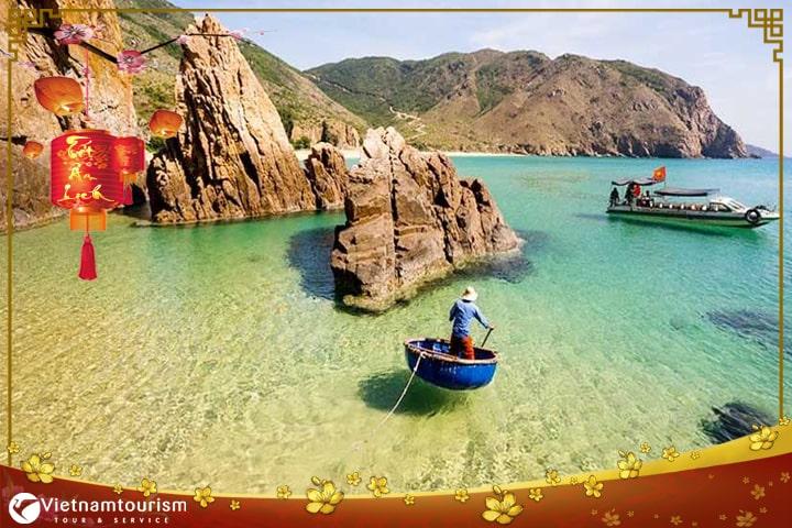 Du lịch Tết Âm lịch – Quy Nhơn – Phú Yên 4 ngày giá tốt từ Sài Gòn