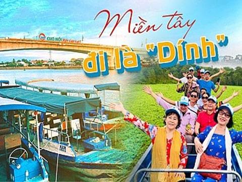 Du lịch Miền Tây 2 ngay – Cà Mau – Bạc Liêu – Sóc Trăng từ Sài Gòn