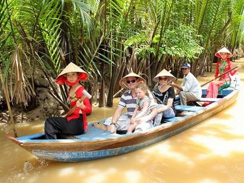 Du lịch Miền Tây – Bến Tre – Mỹ Tho 1 ngày từ Sài Gòn