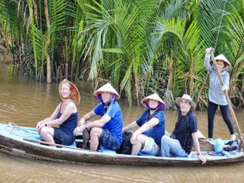 Du lịch Mỹ Tho – Bến Tre – Cần Thơ – Châu Đốc 3N2Đ giá tốt từ Sài Gòn