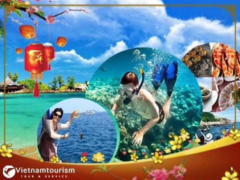 Du lịch Tết Âm lịch 2017 – Phú Quốc 4 Ngày 3 đêm giá tốt từ Hà Nội