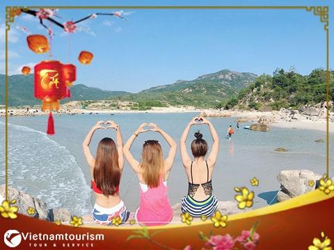 Du lịch Tết Nguyên Đán – Cam Ranh – Đảo Bình Ba 2 ngày giá tốt từ Sài Gòn