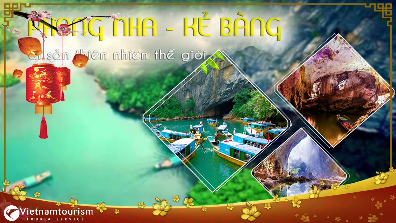 Du lịch Đà Nẵng Tết Âm lịch 2022 – Hội An – Huế – Động Phong Nha 5N4Đ từ Hà Nội