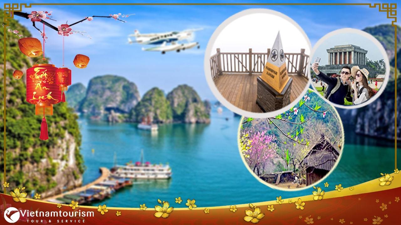 Du lịch Miền Bắc – Hạ Long – Sapa – Fansipan 4 ngày Tết Âm lịch 2022 từ TP.HCM