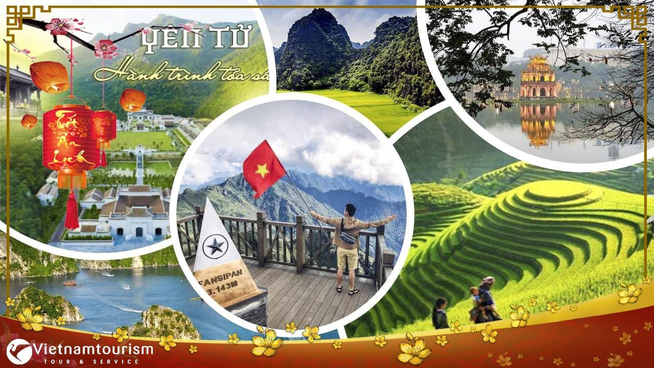 Du lịch Tết Nguyên Đán 2022 – Hà Nội – Hạ Long – Sapa – Fanxipan 4N3Đ ngày từ Cần Thơ