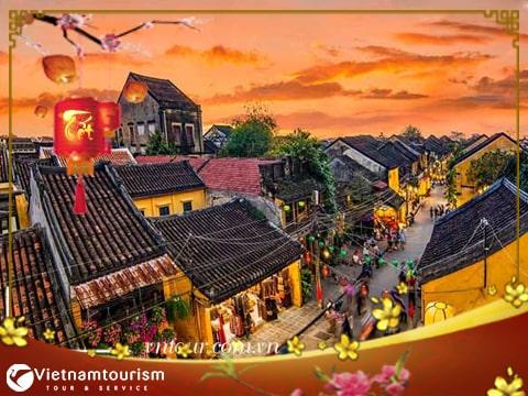 Tour du lịch Đà Nẵng – Sơn Trà – Bà Nà – Hội An – Huế – 4 Ngày Tết Âm lịch 2022 từ Hà Nội