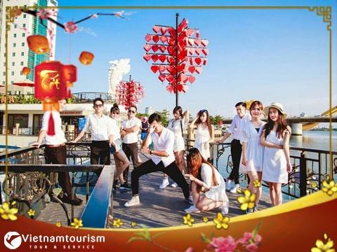 Tour du lịch Đà Nẵng tết Nhâm Dần 2022 – Sơn Trà – Bà Nà – Hội An – Cù Lao Chàm 4 ngày từ Sài Gòn