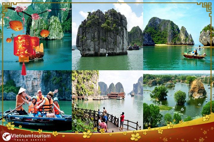 Tour Miền Bắc – Hà Nội – Ninh Bình – Hạ Long – 4 ngày 3 đêm Tết Âm lịch 2022 từ TP. HCM