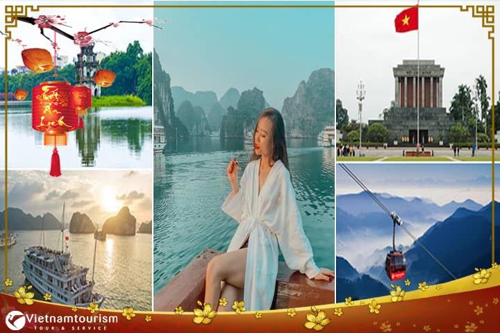 Du lịch Miền Bắc Tết Nguyên Đán 2022 – Hà Nội – Hạ Long – Sapa 4 ngày 3 đêm giá tốt từ Sài Gòn