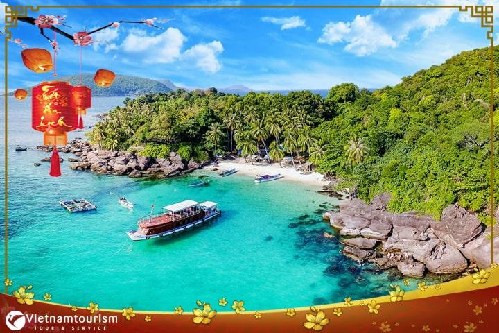 Du lịch Phú Quốc 3 ngày 2 đêm tết âm lịch 2022 khởi hành từ Sài Gòn