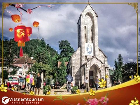 Du lịch Tết Nguyên Đán 2022- Hà Nội – Sapa – Fanxipan 4 ngày từ Sài Gòn giá tốt