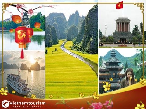 Du lịch Miền Bắc Tết 2022 – Hà Nội – Hạ Long 3 ngày giá tốt từ khởi hành từ TP.HCM