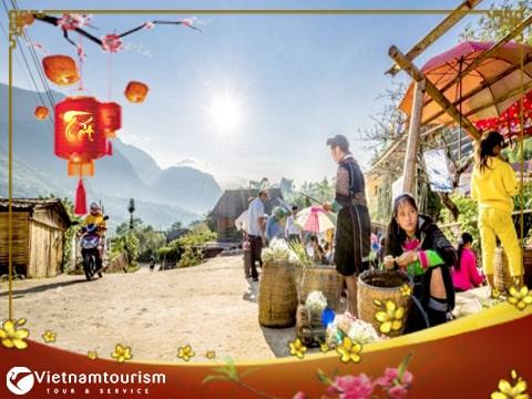 Du lịch Miền Bắc Tết Âm lịch 2022 – Hà Nội – Sapa – Fansipan 4 ngày giá tốt từ Sài Gòn