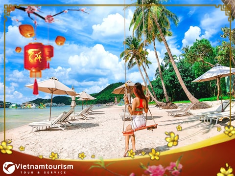 Du lịch Tết Âm lịch 2022-  Phú Quốc 3 ngày 2 đêm từ Sài Gòn