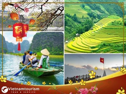 Du lịch Tết Nguyên Đán 2022- Miền Bắc – Hà Nội – Sapa – Fansipan – Ninh Bình 4 ngày từ Sài Gòn