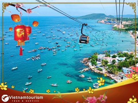 Du lịch Tết Nguyên Đán 2022- Phú Quốc 4 ngày 3 đêm giá tốt khởi hành từ Sài Gòn