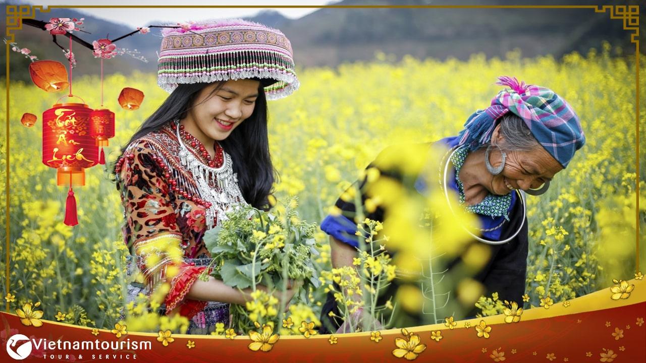 Du lịch Miền Bắc Tết Nguyên Đán Nhâm Dần 2022- Hà Nội – Mù Cang Chải 4N3Đ khởi hành từ Sài Gòn