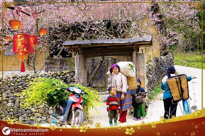 Du lịch Tết Âm lịch 2022 – Hà Nội – Hà Giang – Quản Bạ – Đồng Văn 4 ngày từ Sài Gòn