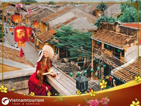 Du lịch Tết Âm lịch 2022- Đà Nẵng – Bà Nà – Hội An – Cố Đô Huế 3 ngày 2 đêm từ Sài Gòn