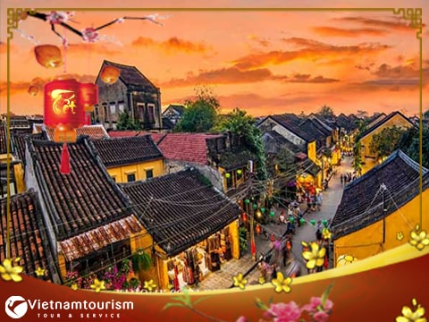 Du lịch Tết Nguyên Đán 2022 – Đà Nẵng – Bà Nà – Hội An – Cù Lao Chàm 3 Ngày 2 Đêm từ TP. HCM