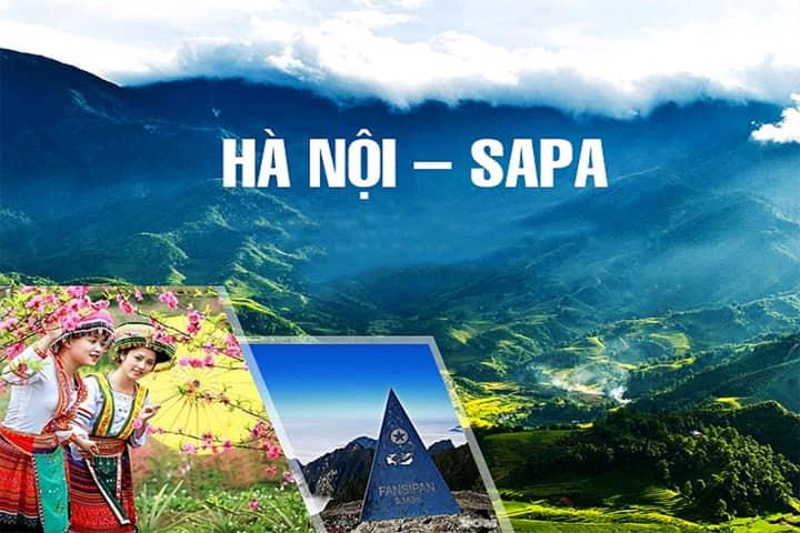 Tour du lịch Miền Bắc – Hà Nội – Sapa – 4 ngày 3 đêm giá tốt từ Sài Gòn